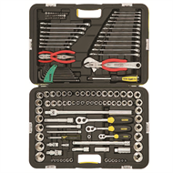 Stanley 156 Piece Metric & A/F Tool Kit