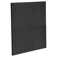 Kaboodle 600mm Black Forest Alpine 2 Drawer Panels
