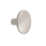 Prestige 37mm Brushed Nickel Round Knob