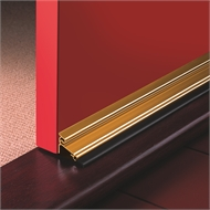 Raven 1220mm Gold Automatic Weather Door Seal