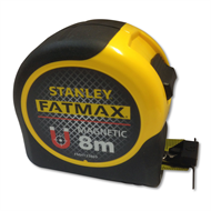 Stanley FatMax 8m Magnetic Tape