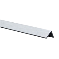 Metal Mate 25 x 25 x 3mm 1m Galvanised  Steel Angle