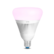 WiZ G100 E27 1550lm Colour Adjustable Wi-Fi Smart Lamp