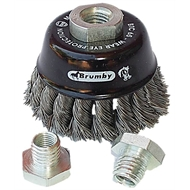 Josco 75mm Twistknot Cup Brush