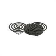 Bite Shield Insect Control Incense Coils - 10 Pack