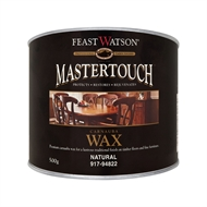 Feast Watson 500g Mastertouch Natural Carnauba Floors And Furniture Wax