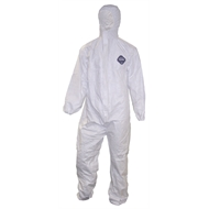 UniSafe Disposable Overalls - Small To Medium