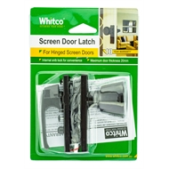 Whitco Brown Screen Door Latch