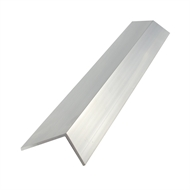 Metal Mate 25 x 20 x 1.6mm 1m Aluminium Unequal Angle