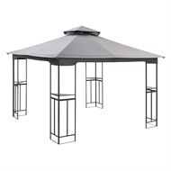 Coleman 3 6 X 3 6m Non Permanent Gazebo Bunnings Warehouse