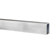 Metal Mate 25 x 10 x 2mm x 3m Aluminium Rectangle Tube