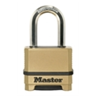 Master Lock 38mm Excell Reset Combo Padlock
