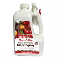 Richgro 3L Beat-A-Bug Naturally Based Insect Spray