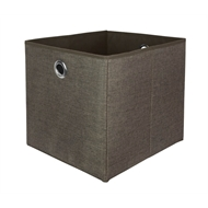 Flexi Storage Clever Cube 330 x 330 x 370mm Insert - Bronze