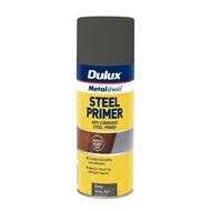 Dulux 300g Grey Metalshield Steel Primer Spray Paint
