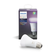 Philips 10W A60 Hue White And Colour Ambiance Extension ES Bulb