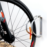 Handy Storage Swivel Mounted Bike Wall Stand