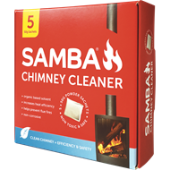 Samba Chimney Cleaner Sachets - 5 Pack