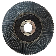 Josco 127mm 80 Grit Abrasive Flap Disc