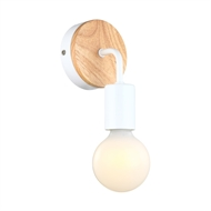 Home Design Giro Wall Light - White