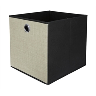 Clever Cube 330 x 330 x 370mm Insert - Dusty Beige