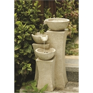 Northcote Pottery Water Magic 37 x 72cm Cascade Sand Water Feature