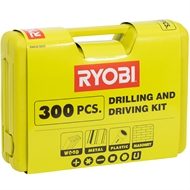 Ryobi 300 Piece Drilling and Driving Set