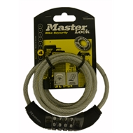 Master Lock 1.8m x 8mm Combination Bike Lock