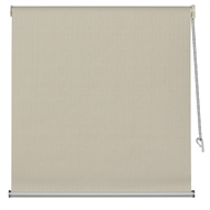 Markisol 150 x 240cm Hilton Blockout Indoor Roller Blind - Rope