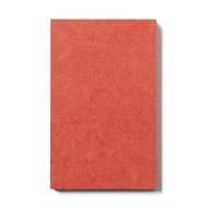 Forescolor 607 x 1220mm 9mm Red MDF