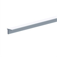 Cowdroy 2500mm Aluminium Undrilled Headguide