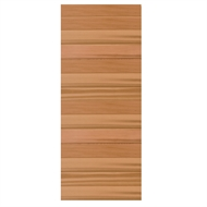 Parkwood 2040 x 820 x 42mm Paint Quality Cedar Exterior E2NS Door