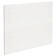 Kaboodle 900mm Gloss White Heritage 2 Drawer Panels