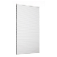 Zone Interiors 150 x 210cm Boston Cellular Blind - Arctic White
