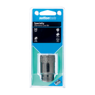 Sutton Tools 32mm M14 Diamond Core Drill Bit