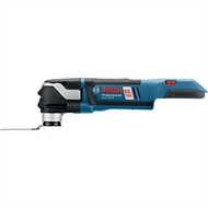 Bosch Blue 18V Professional Multi Function Tool - Skin Only