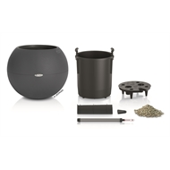 Puro Color 50 Self Watering Planter - Slate