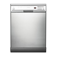 Everdure 60cm Stainless Steel Freestanding Dishwasher