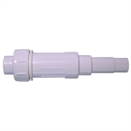 Holman 25mm PVC Telescopic Repair Coupling