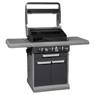 Matador 3 Burner Hooded Boss BBQ
