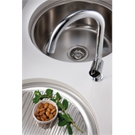 Sink Solitaire Oliveri Taplanding