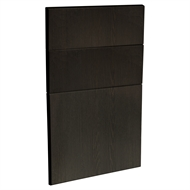 Kaboodle 450mm Copresso Modern 3 Drawer Panels