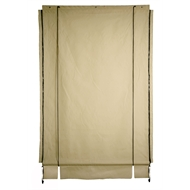 Bistro Blinds Outdoor Shade Blind - 2100mm x 2400mm Stone