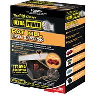 The Big Cheese 100g Ultra Power Rat Kill Bait Station