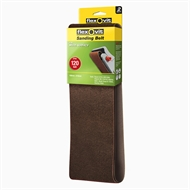 Flexovit 100 x 610mm 120 Grit Sanding Belt - 2 Pack