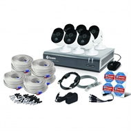 Swann 1080p Thermal Sensing DVR Kit with 6 Cameras