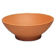 Northcote Pottery 31cm Italian Low Bowl Terracotta Pot