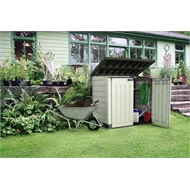 Keter 1.44 x 1.25 x 0.82m Store It Out Max Garden Shed