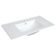Mondella 900mm Cadenza 1TH Ceramic Basin Only