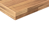 Kaboodle 2400 x 600mm Hickory Maple Benchtop